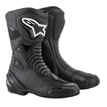 Alpinestars SMX 6 v2 Gore-Tex Motorcycle Boot Black